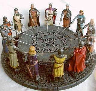 caballeros templarios grial mesa redonda arios temple acero
