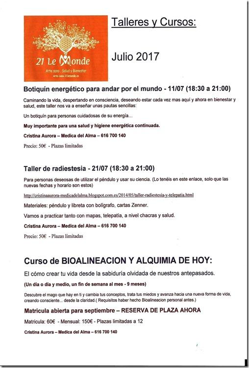 Talleres y curso Julio 2017 001